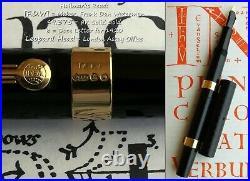Waterman New York FDW 54 BCHR Fountain Pen 1919. 14K F Full Flex Nib. Rare